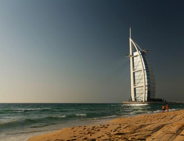 Burj Al Arab em Dubai