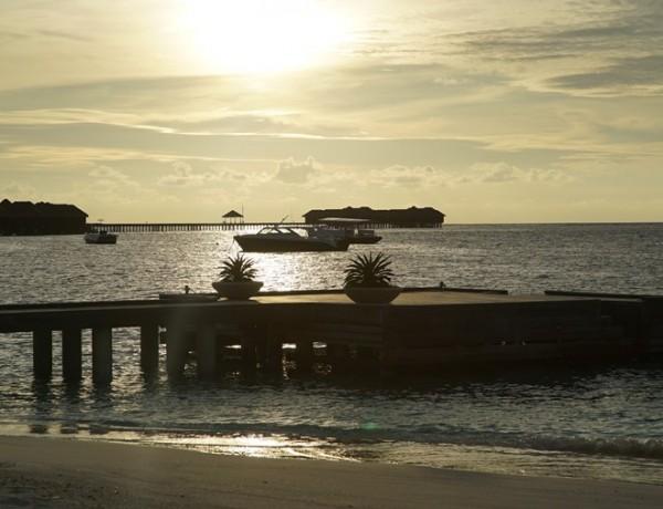 A Caminho das Maldivas