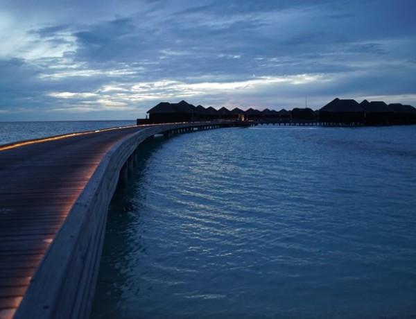 Um lugar paradisíaco chamado Maldivas