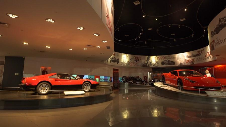 Museu da Ferrari