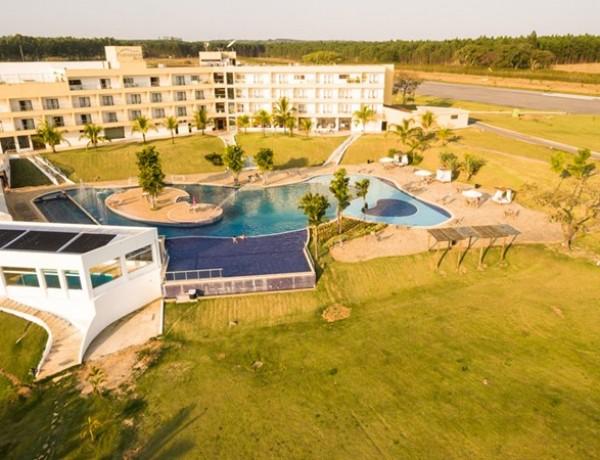 Um charmoso hotel em Minas Gerais