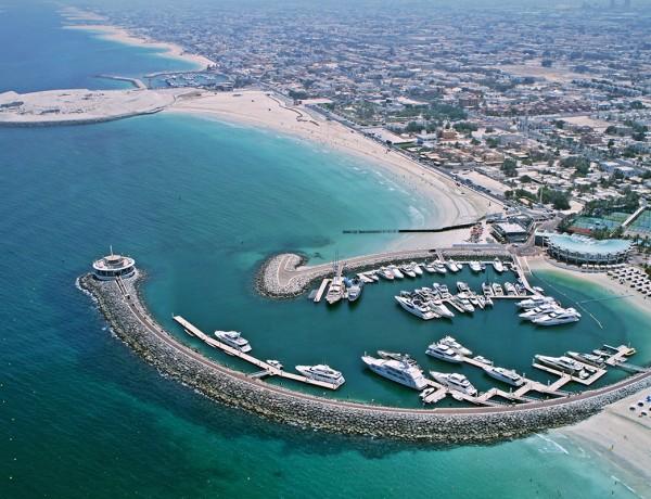 8 lugares que devem ser visitados em Dubai