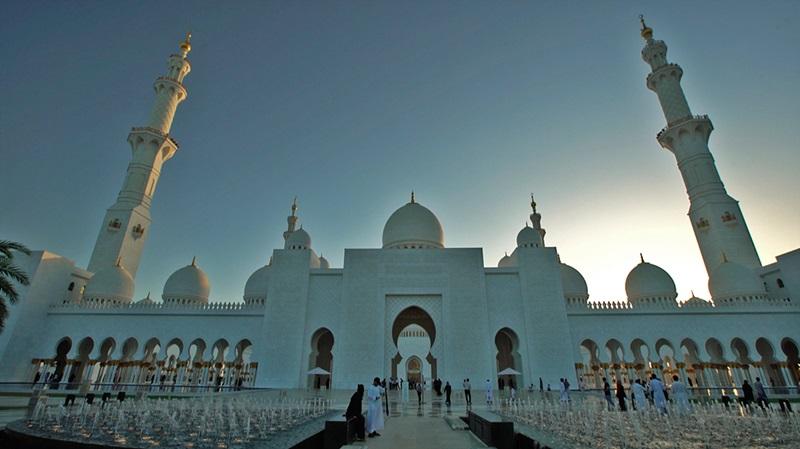 Mesquita Sheikh-Zayed
