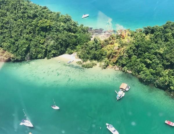 Ilha da Cotia em Paraty, um verdadeiro caribe Brasileiro