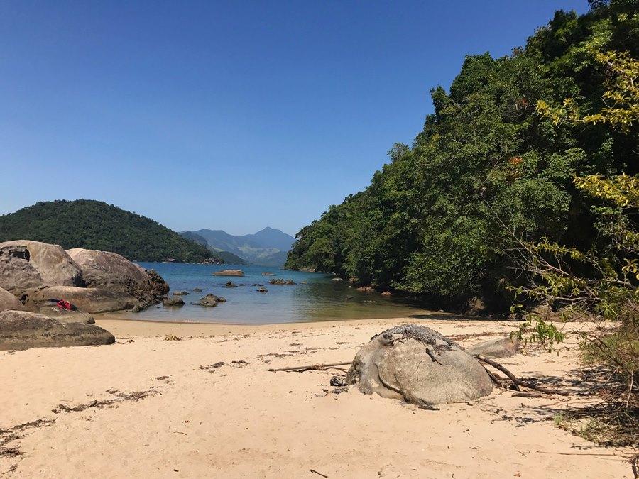 Ilha da Cotia - Praia