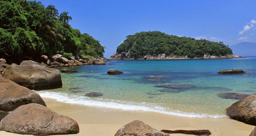Ilhas Paradisíacas Ubatuba - Ilha das Couves