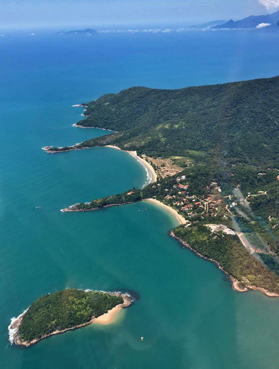 Ilhas Paradisíacas Ubatuba - Ilha de Maranduba
