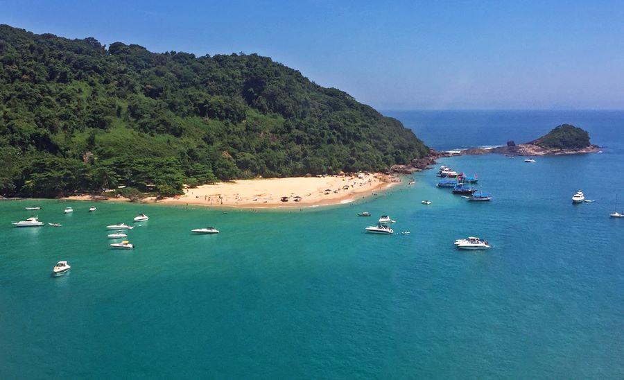 Ilhas Paradisíacas Ubatuba - Ilha do Prumirim