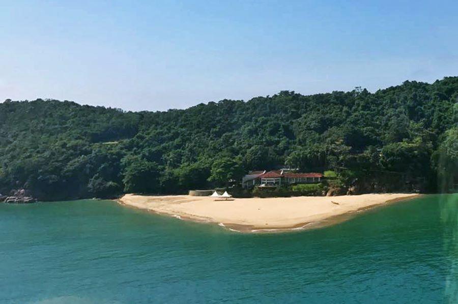 Ilhas Paradisíacas Ubatuba - Ilha dos Porcos