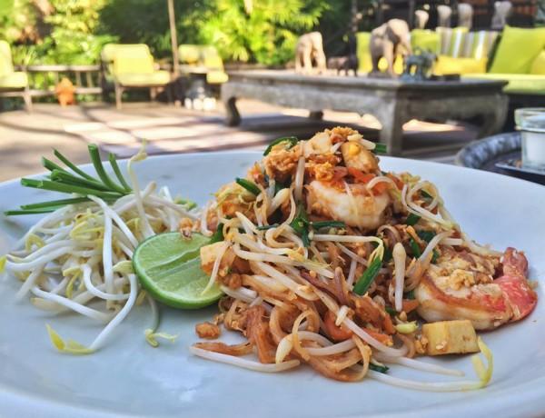 Comida tailandesa é realmente muito apimentada?
