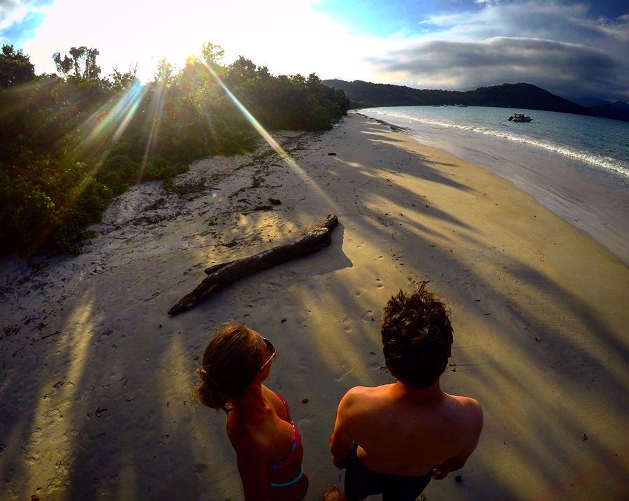 Ilhas Paradisíacas Ubatuba - Praia Grande - Ilha Anchieta