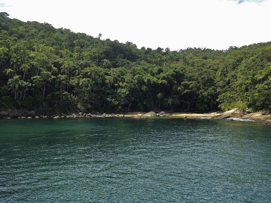 Ilhas Paradisíacas Ubatuba - Praia do Leste - Ilha Anchieta