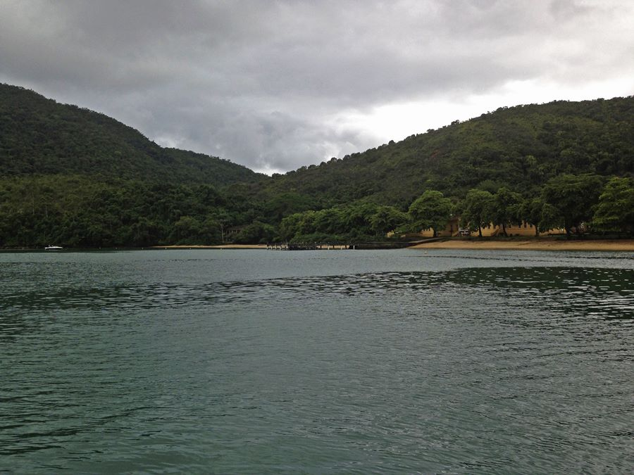 Ilhas Paradisíacas Ubatuba - Praia do Presidio - Ilha Anchieta