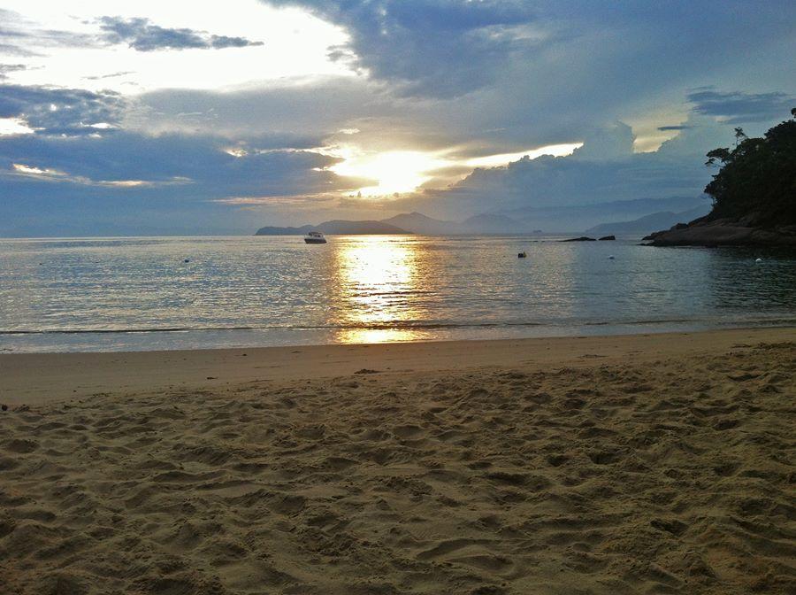 Ilhas Paradisíacas Ubatuba - Praia do Sul - Ilha Anchieta