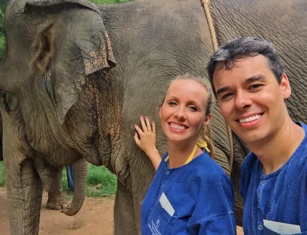 O Elefante e a sua história com a Tailândia