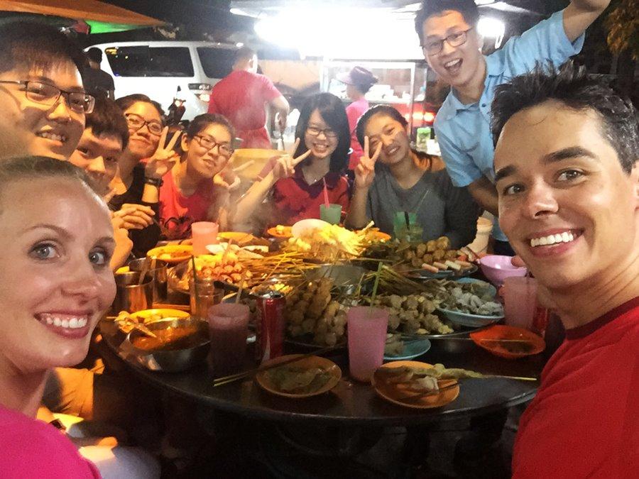 Penang Malasia - Founde Amigos