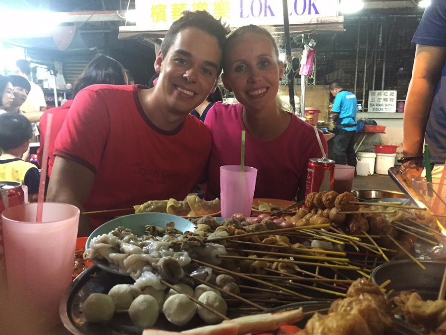 Penang Malasia - Founde Casal