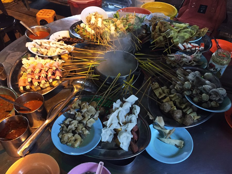 Penang Malasia - Fondue