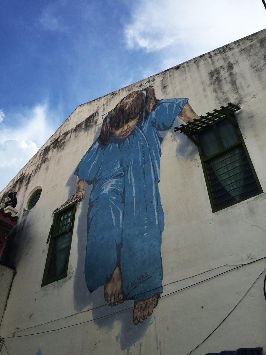 Penang Malasia - George Town Arte
