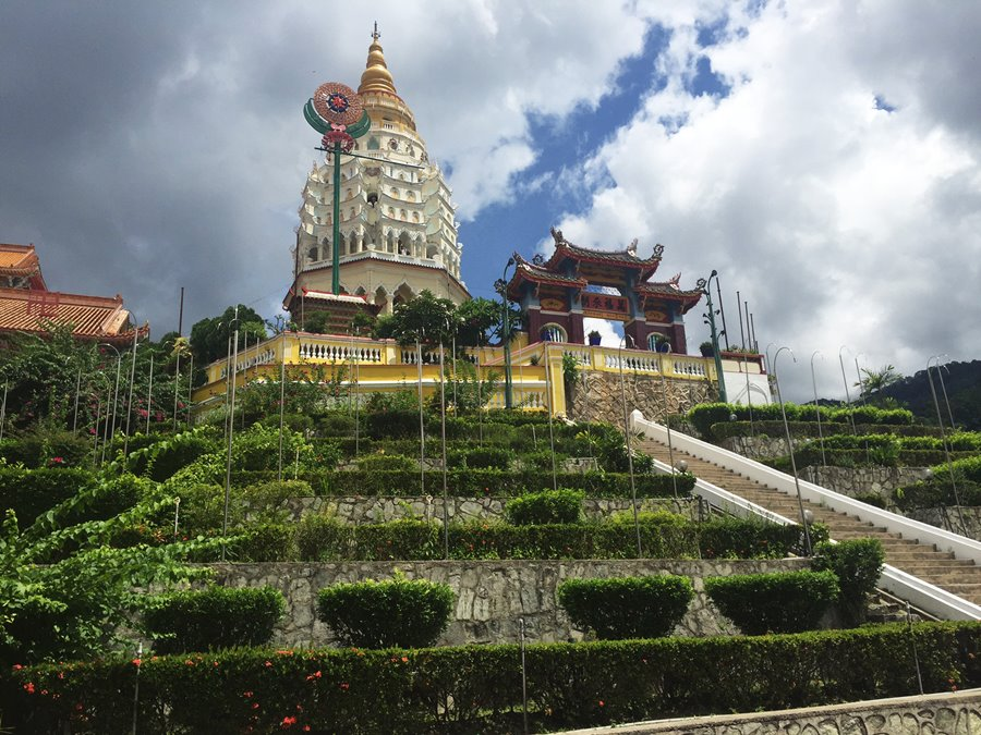 Penang Malasia - Kek Lok Si Templo