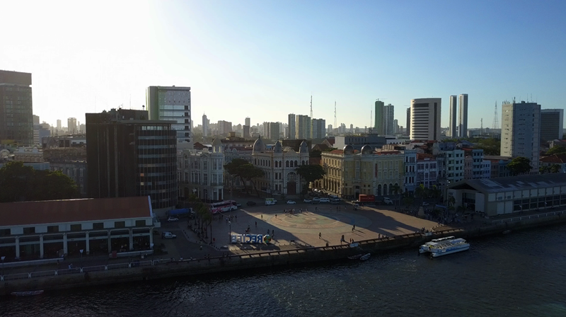 Recife - Marco Zero
