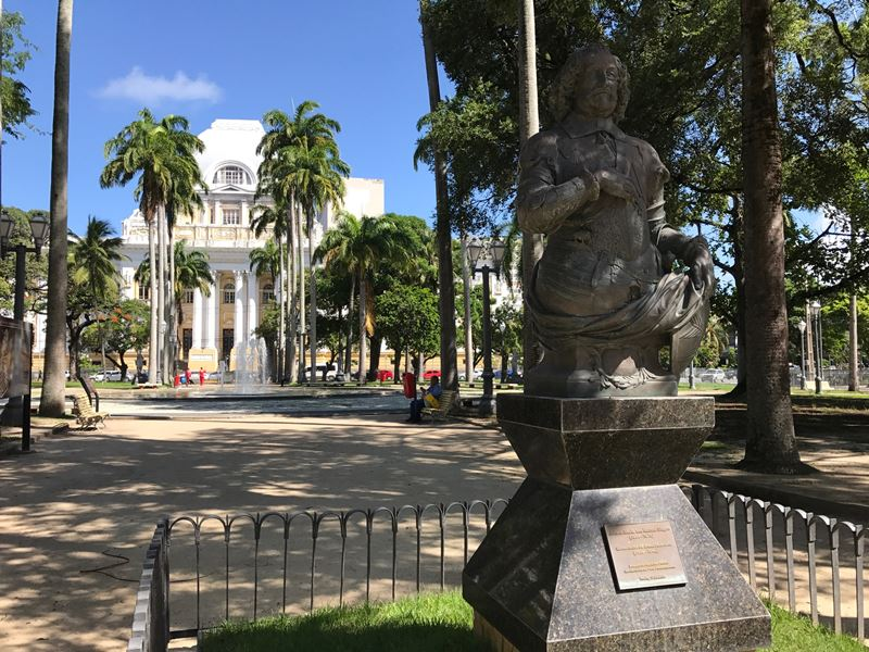 Recife - Praça da República