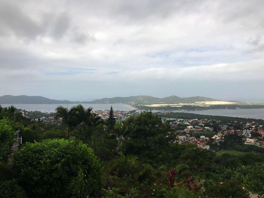 A vista da Lagoa Florianópolis Santa Catarina