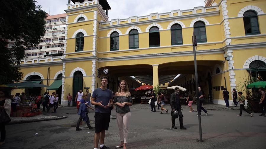 Mercado Público de Florianópolis Santa Catarina