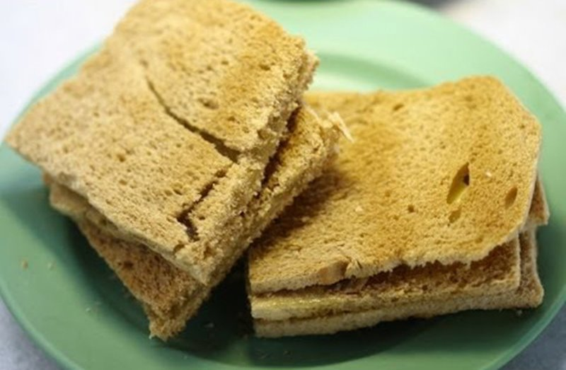 Kaya Toast (foto da internet) - comida singapura