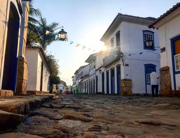 Paraty: uma mistura de cultura e belezas naturais no litoral sul do Rio de Janeiro