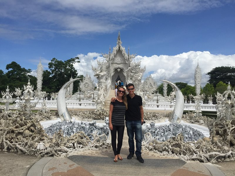 White Temple - Gisella e Fernando