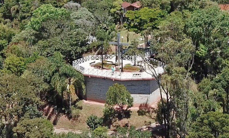 Santo Antônio do Pinhal - Mirante do cruzeiro