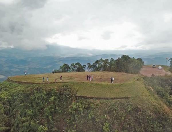Santo Antônio do Pinhal, uma cidade pequena e aconchegante no meio da Serra da Mantiqueira
