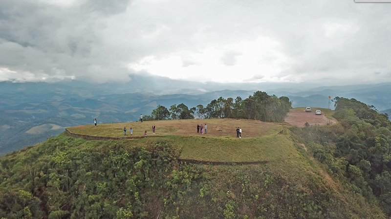 Santo Antônio do Pinhal - Pico Agudo