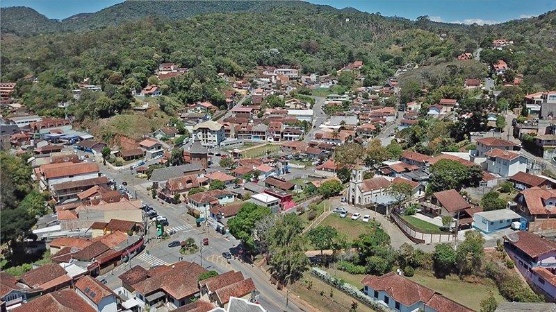 Santo Antônio do Pinhal - cidade